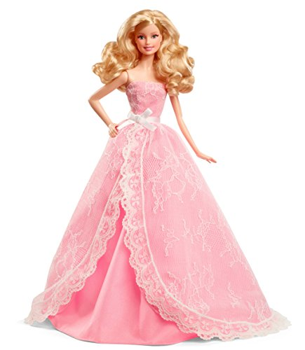 Barbie 2015 Birthday Wishes Barbie Doll (Discontinued by - Birthday Barbie Doll
