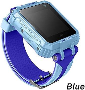 WDXDP Pulsera Inteligente X11S Smart Kids Watch PS Sos WiFi Tarjeta Sim Bebé Inteligente Reloj Voz Hablar Anti Perdida De Los Niños Seguro para Android iOS: Amazon.es: Deportes y aire libre