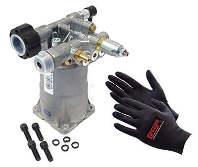 OEM 2600 PSI Pressure Washer Water PUMP for Honda Generac Husky Karcher & More