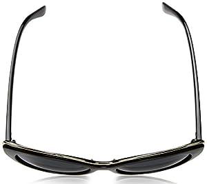 A.J. Morgan Women's Maria Cateye Sunglasses, Black, 55 mm