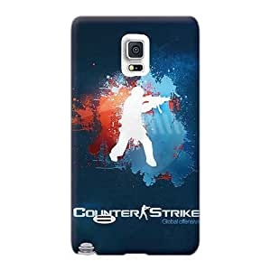Samsung Galaxy Note 4 VOB2430QGbD Custom Vivid Counterstrike Global Offensive Pictures Durable Hard Phone Covers -TrevorBahri