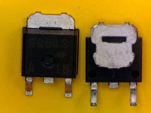 UIOTEC (Pack of 10) SPB-G54SVR TO-252 Marking BG54S Schottky Barrier Diode Single Tube