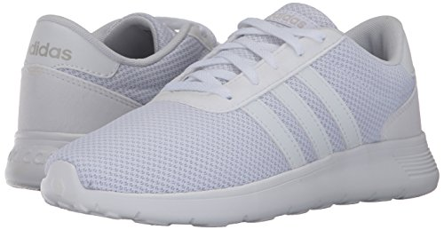 Pictures of adidas Unisex-Kids Lite Racer Sneakers White/ BC0074 4