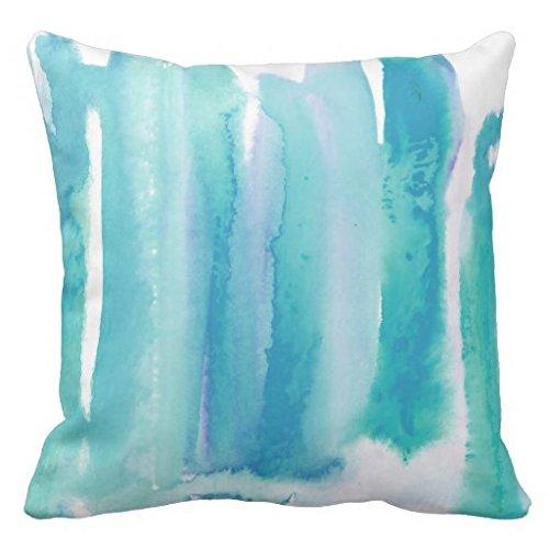 Fundas de cojín para sofá cuadrado almohada Shams azul ...