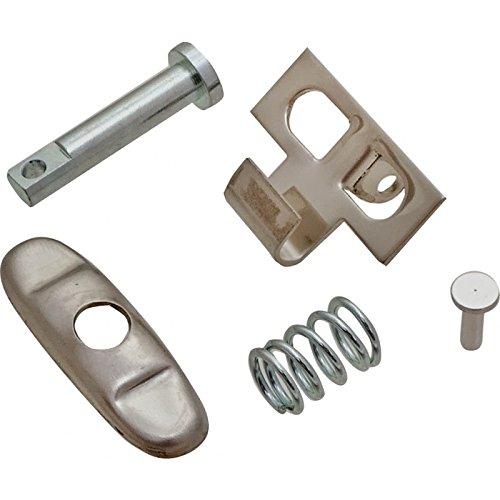 MACs Auto Parts 28-21031 Model A Headlight Rim Repair Kit - -31 Only