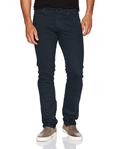 Tellis moderno Adriano stretch in Night pantaloncini pantaloni Homme Sud casual Goldschmied twill Sea slim Ag EnSaqda