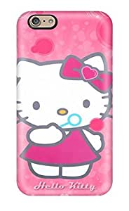 Awesome Case Cover/iphone 6 Defender Case Cover(hello Kitty)