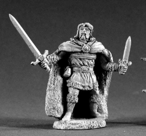 Reaper Miniatures Fafnir of Kjord #02152 Dark Heaven Legends Unpainted Metal