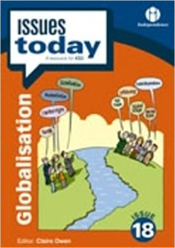 Book Globalisation (Issues Today vol. 18) (Issues Today Series) by Claire Owen (2008-09-01)