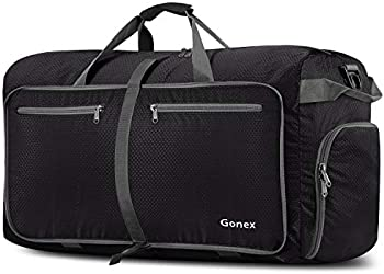 Gonex 100L Foldable Travel Duffle Bag