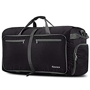 Gonex 100L Foldable Travel Duffel Bag