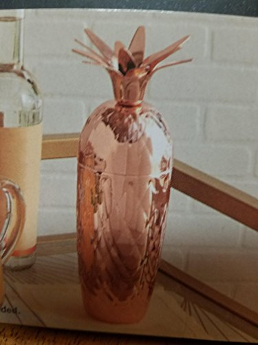 Pineapple cocktail shaker (Pineapple Cocktail)