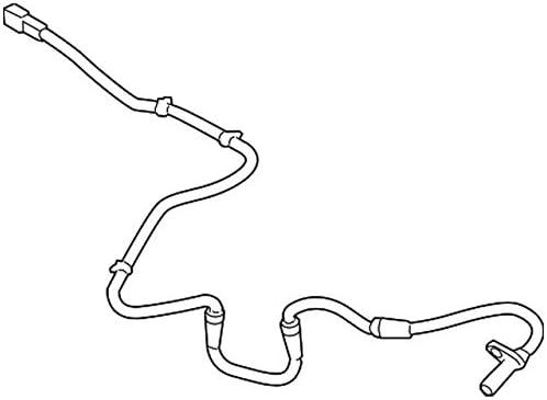 Nissan 47901-ZX70A ABS Wheel Speed Sensor