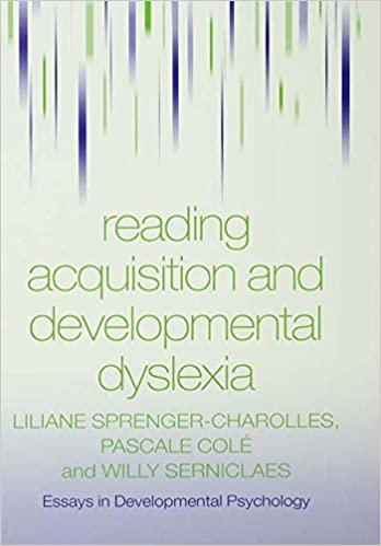 Amazoncom Reading Acquisition And Developmental Dyslexia Essays  Reading Acquisition And Developmental Dyslexia Essays In Developmental  Psychology St Edition Kindle Edition Essay Thesis also Health Is Wealth Essay  Analysis Essay Thesis Example