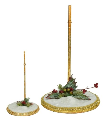 Mark Roberts - Medium Stand for Winter Fairies and Elves by Mark Roberts