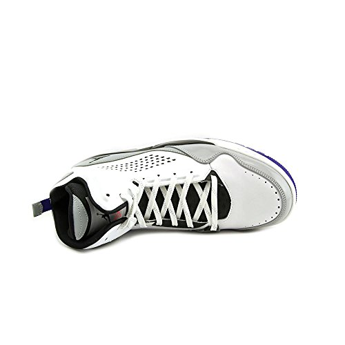 Jordan Nike Herren SC-3 Basketballschuh Weiß / Schwarz-wlf Grey-drk Cncrd