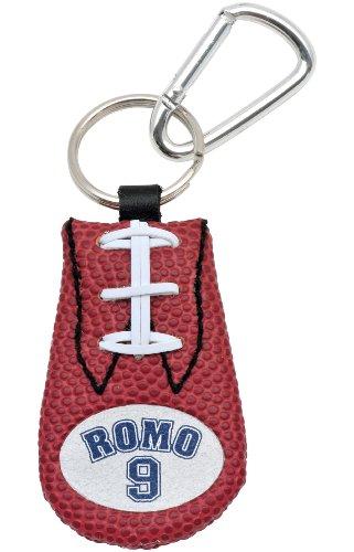 NFL Dallas Cowboys Tony Romo Classic NFL Jersey Football Keychain ()