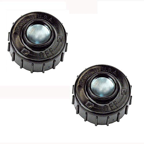 (2) String Trimmer Head Bump Knobs for McCulloch Trimmer Replaces 300736
