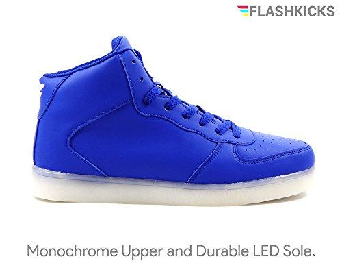 FLASHKICKS Jump - Premium LED Shoes