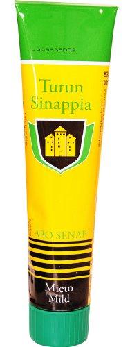 - TURUN Mustard Mild 125gram 1pack Finland
