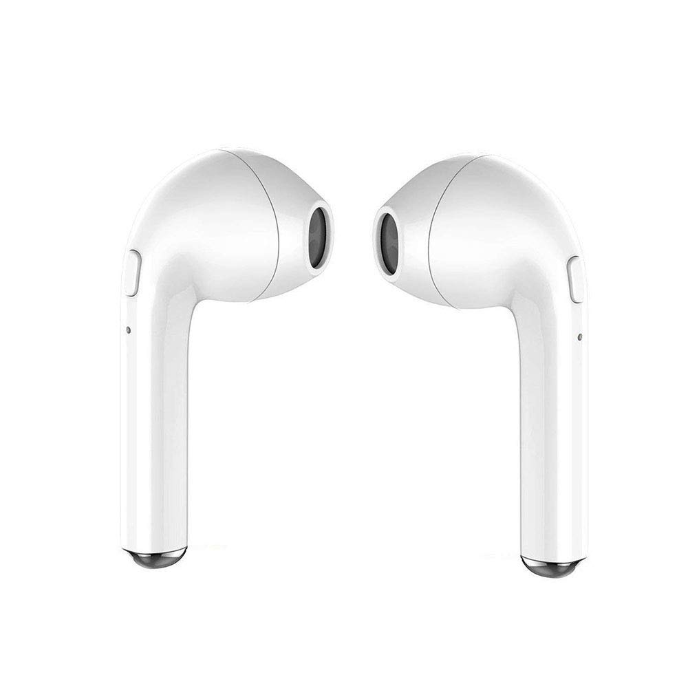 Dual Mini i8X True Wireless Bluetooth Earbuds Sports Built in Mic Earphones Noise Canceling with Charging Box HD Stereo Sweat Proof Earphones for iOS iPhone Samsung Galaxy Laptops PCs Macs