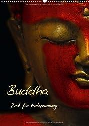 Buddha - Zeit für Entspannung (Wandkalender 2014 DIN A2 hoch): Wellness für die Seele (Monatskalender, 14 Seiten)