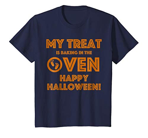 Funny I'm Pregnant Halloween T-Shirt for Mom To Be