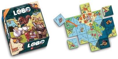 MORAPIAF 599386031 - Lobo-10 Aniversario-Tablero: Amazon.es: Juguetes y juegos