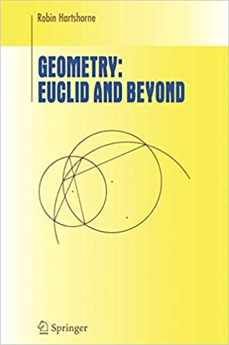 Amazon com: Geometry: Euclid and Beyond (Undergraduate Texts in