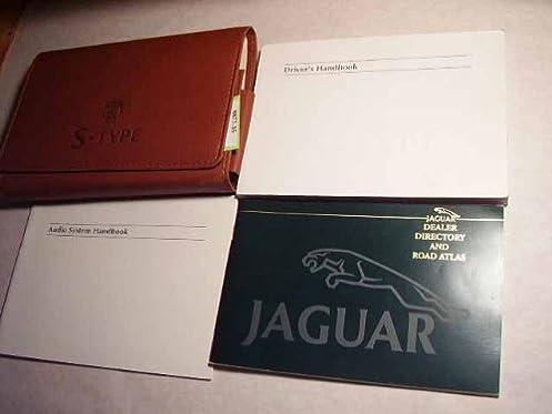 2003 jaguar s type s type owners manual jaguar amazon com books rh amazon com 2001 jaguar s type owners manual jaguar s type service manual