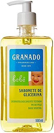 Sab Liquido Bebe Tradicional 500Ml, Granado