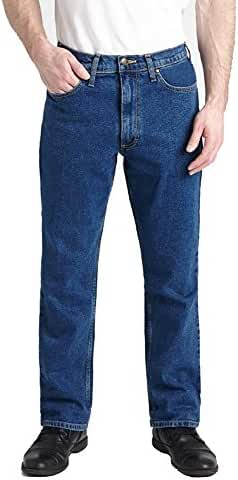 Grand River Jeans Stretch Denim Pants for Big and Tall Men – Cotton/Spandex