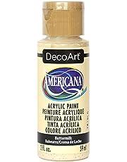 DecoArt Americana Acrilico Multiuso Vernice, Buttermilk