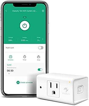 Etekcity WiFi Smart Plug Mini Outlet