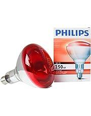 مصباح الاشعة تحت الحمراء للحضانة الاصطناعية 250 وات من فيليبس