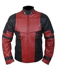 F&H Men's Deadpool Ryan Reynolds Jacket