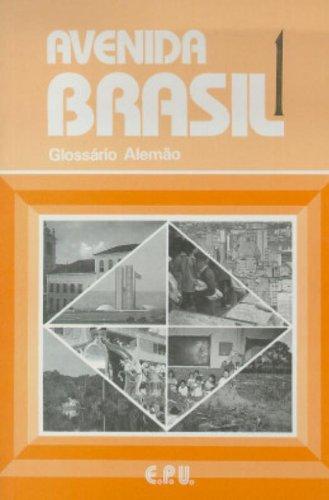 Avenida Brasil Band 1. Brasilianisches Portugiesisch für Anfänger