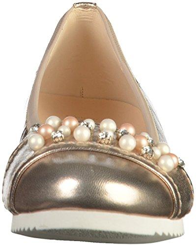 Gabor 82.604 G - Bailarinas de Piel Mujer Rosa(Rosegold)