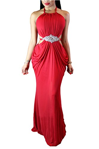 formal cutout dress - 5
