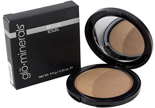 Bronze Soleil Sunkiss 0.35 oz / 9.9 g - Glominerals Body Bronzer
