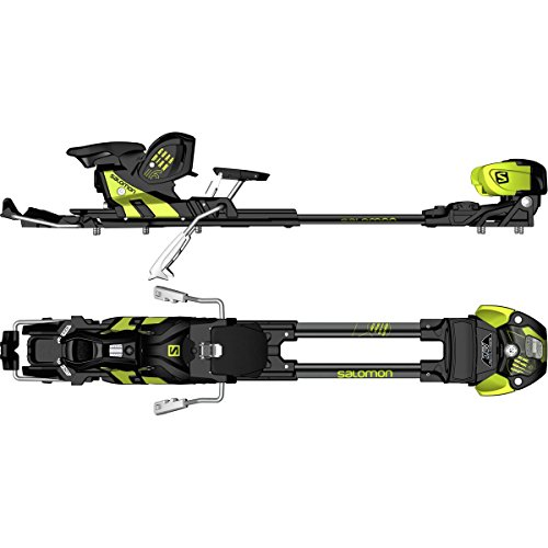 Salomon Guardian MNC 16 Alpine Touring Binding Yellow/Black, L/100mm