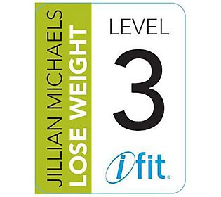 iFit Jillian Michaels Lose Weight SD Card - Level 3