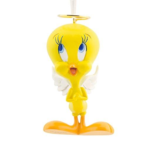 Hallmark Christmas Ornament Looney Tunes Tweety Bird Angel