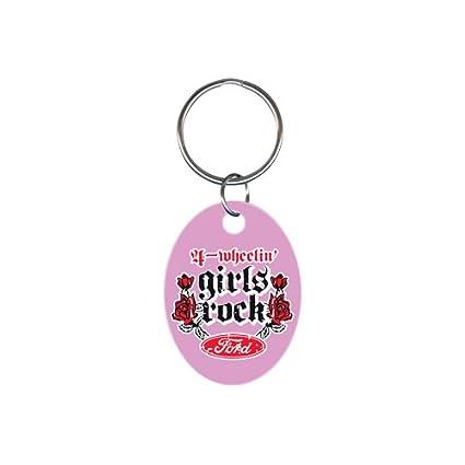 Ford Girls Rock llavero: Amazon.es: Coche y moto