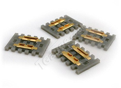 T-Gauge Model Trains 1:450 Scale Grey FlexiTrack Joiners for sale  Delivered anywhere in USA