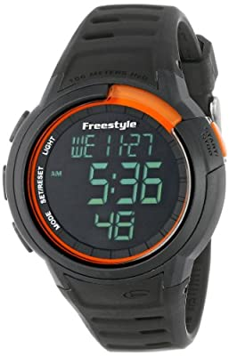 "Freestyle Men's FS85012 ""Mariner Sailing"" Sport Watch with Black Polyurethane Band from Freestyle"