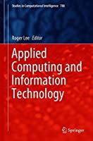 Applied Computing and Information Technology Front Cover