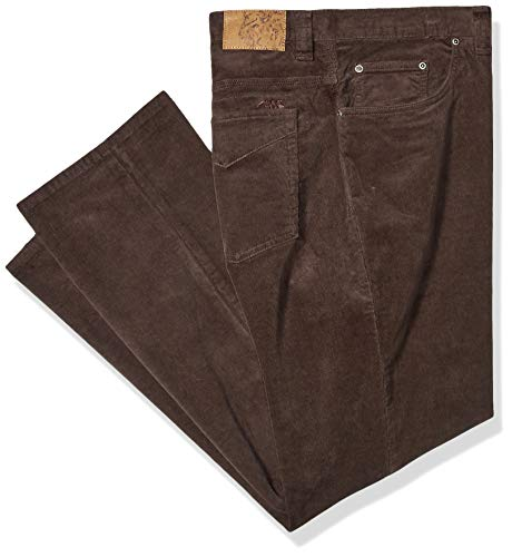Mountain Khakis Men's Canyon Cord Pant Classic Fit, Coffee, 42W ()