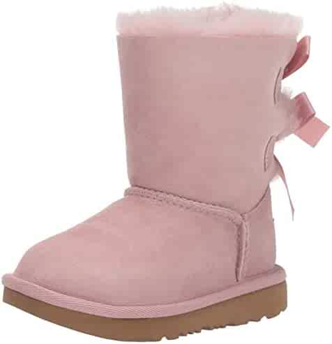 UGG Kids' T Bailey Bow Ii Fashion Boot