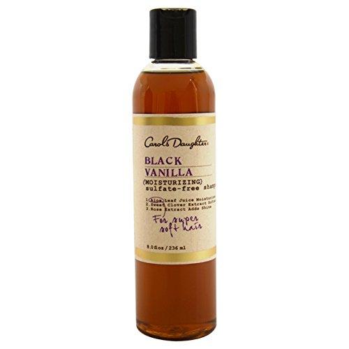Carols Daughter Black Vanilla Herbal Shampoo 8.oz by Carol's Daughter